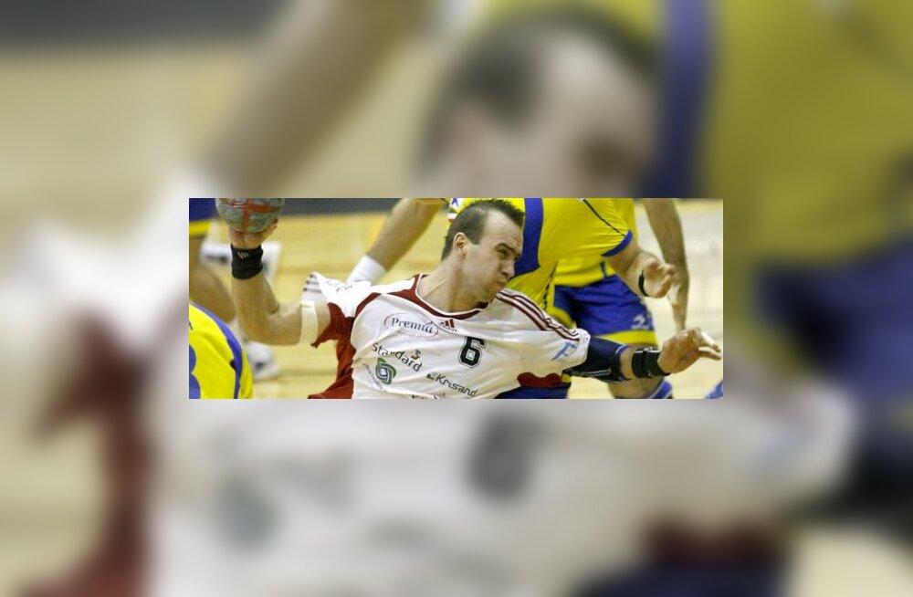 Marius Lepp, käsipall