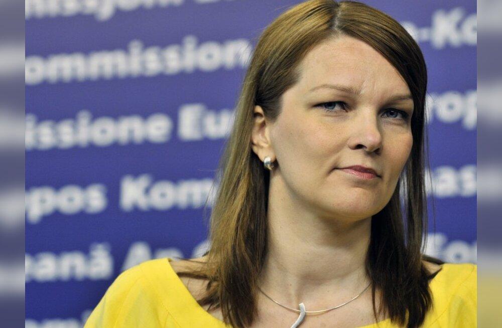 Soome peaminister Mari Kiviniemi