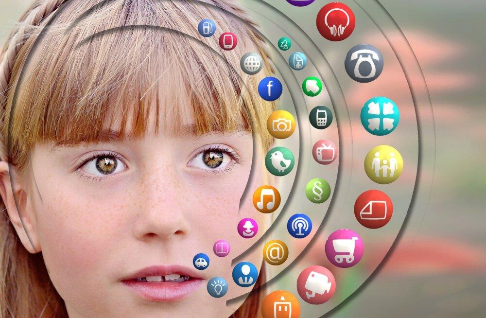 Sotsiaalmeedia reklaam noori ei mõjuta!?