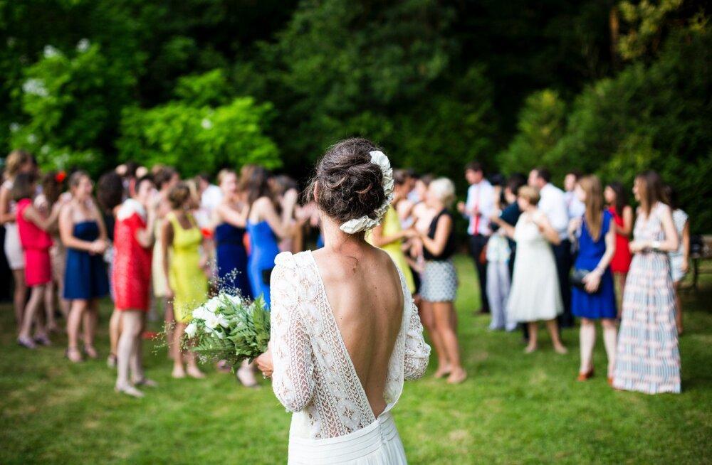 11 pulmatrendi, mida ükski pulmakorraldaja 2018. aastal enam näha ei taha