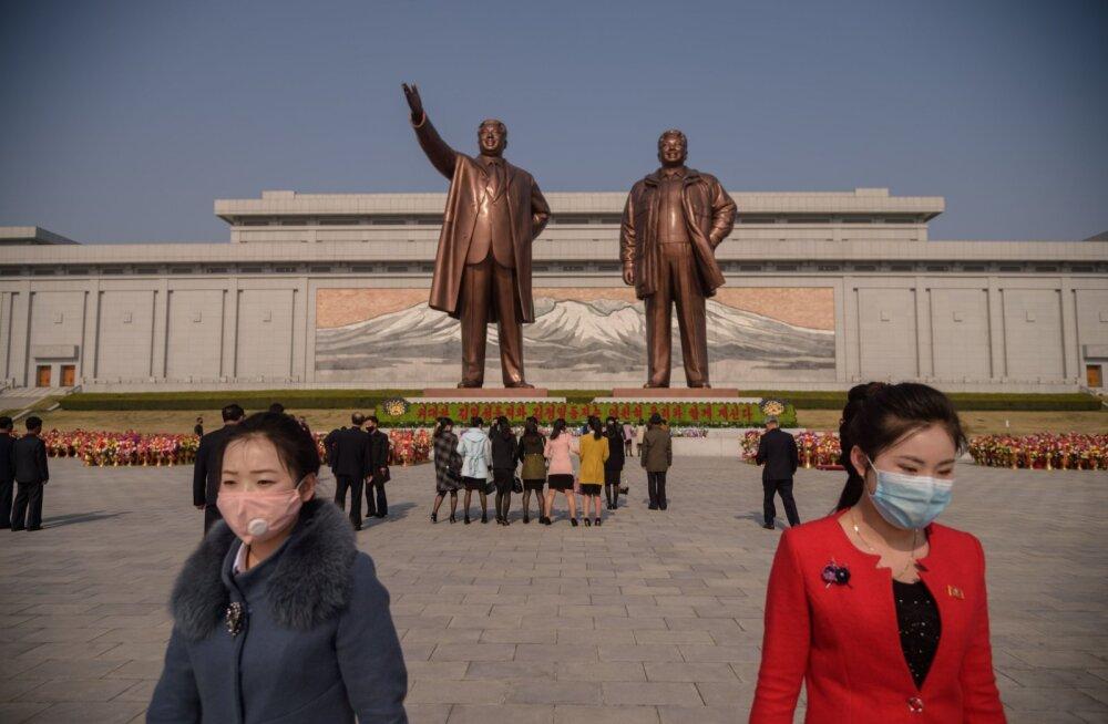 USA: Põhja-Korea võib maadelda näljahädaga