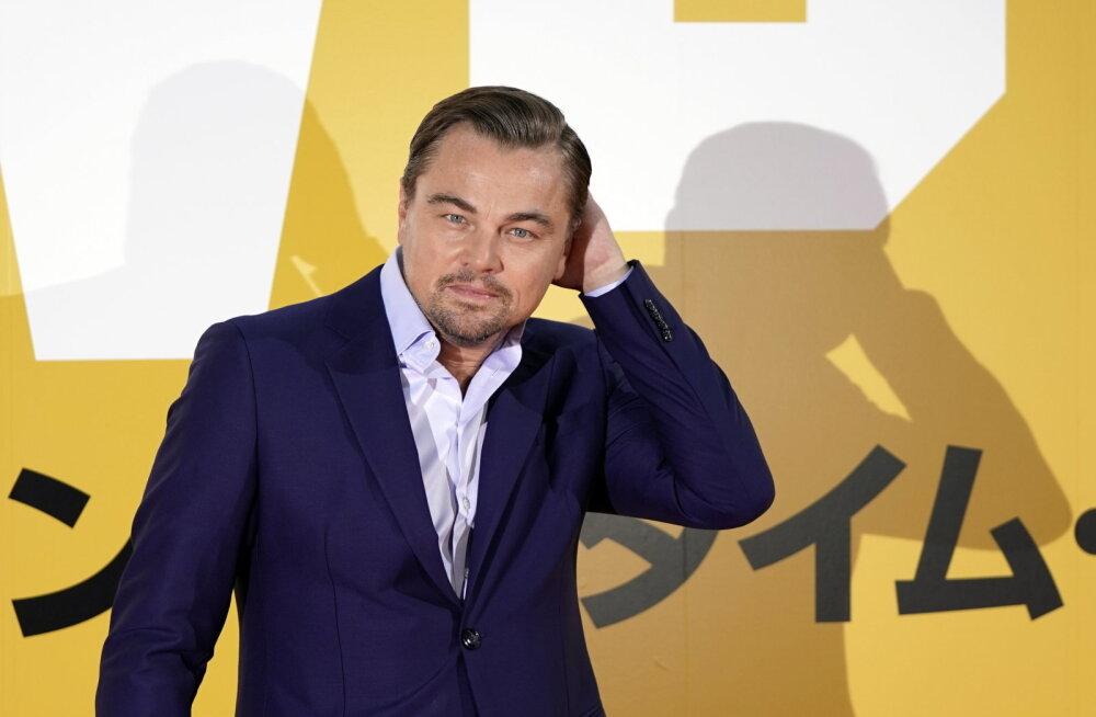 Süda õiges kohas: Leonardo DiCaprio toetab Amazonase kustutustöid viie miljoni dollariga