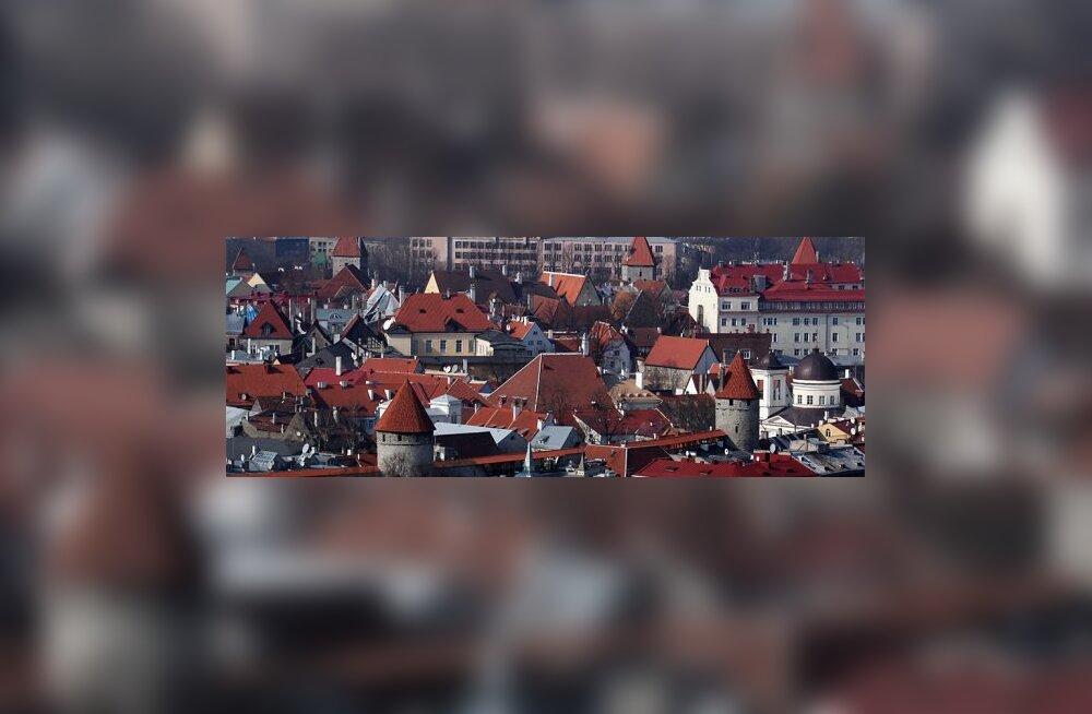 Kellele kuulub Tallinna vanalinn?