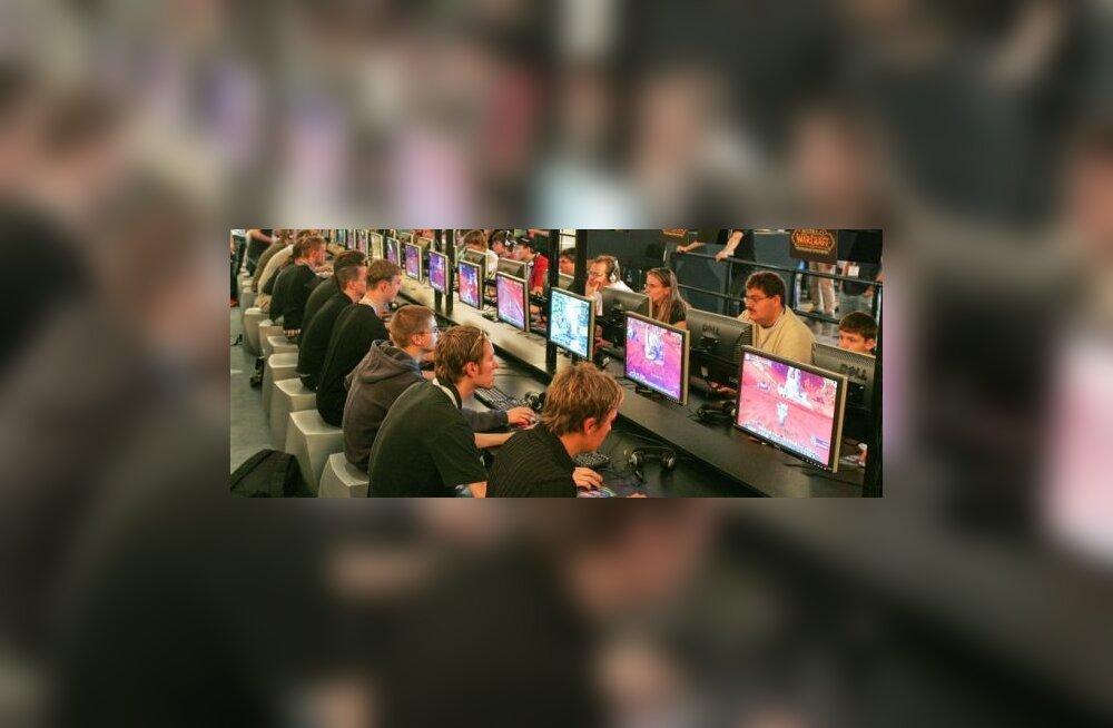 Täna algab arvutimängupidu Digifest 2009