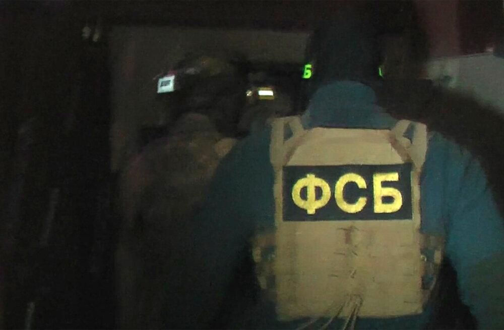В Крыму задержан россиянин, готовивший взрыв в административном здании