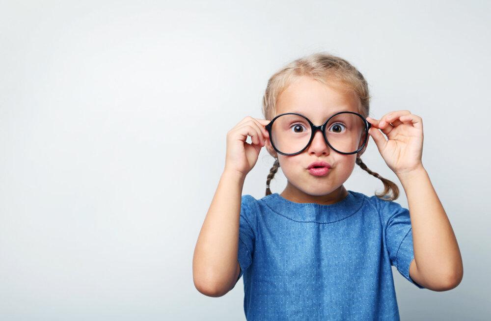 KUULA | Diagnoosimata nägemishäire ei lase lapsel eakohaselt areneda
