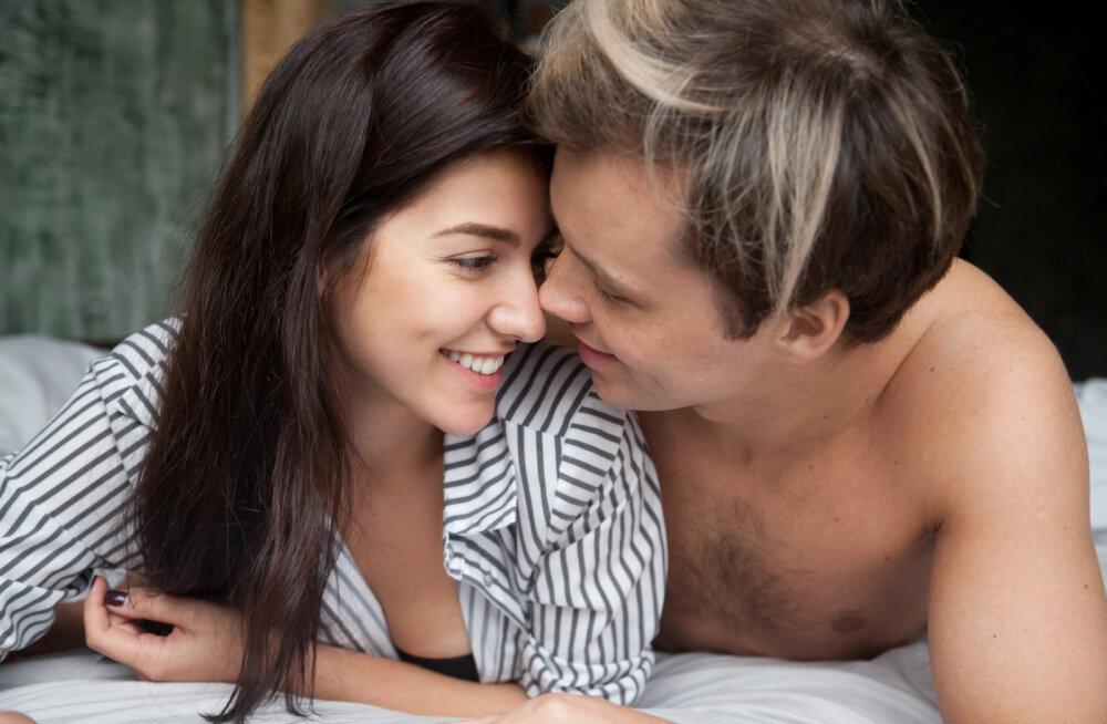 Neid siivutuid lauseid kuuldes tahab iga mees sinuga voodisse tormata