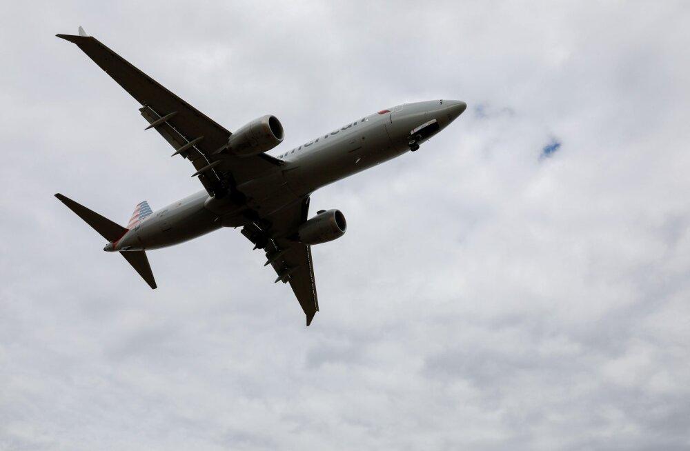 Boeing peatas kõik lennud, millel kasutatakse 737 MAX tüüpi lennukit