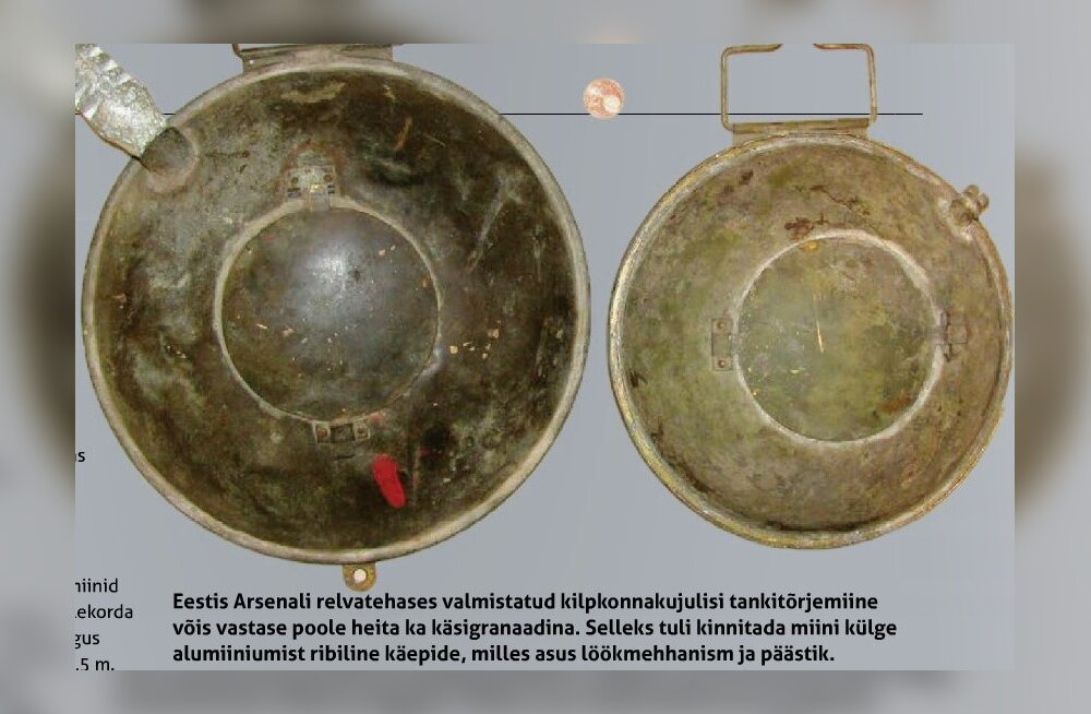 305c46cf22d AJALUGU: Eestis valminud tankitõrjemiini võis kasutada ka ...