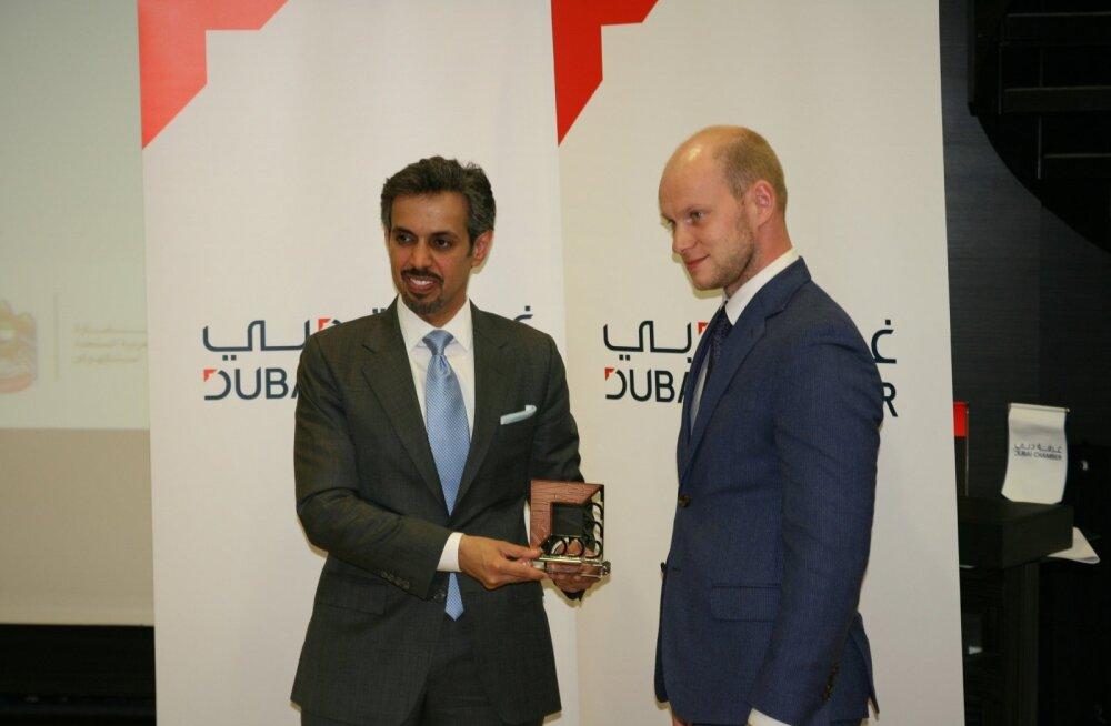 Ühendemiraatide ärimeeste visiit