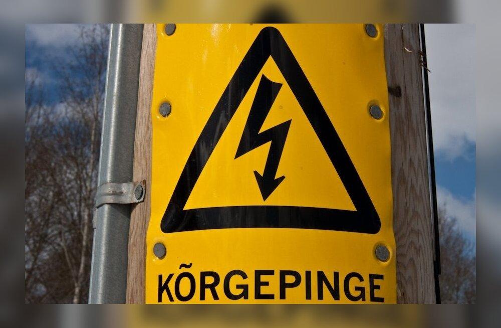 Eesti Energia: probleemid elektrinäidu teatamisega lahenesid