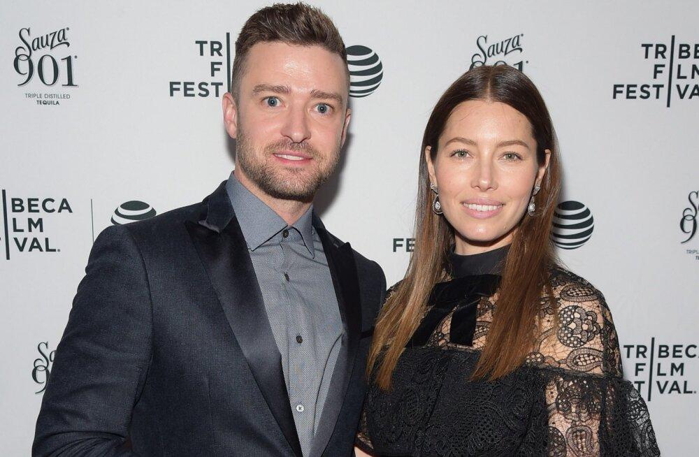 Kas juba andestatud? Justin Timberlake'i petetud abikaasa andis mõista, et nende liit kestab veel