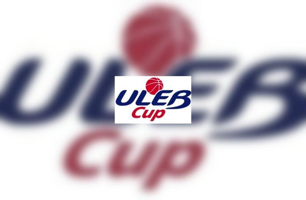 ULEB CUP logo