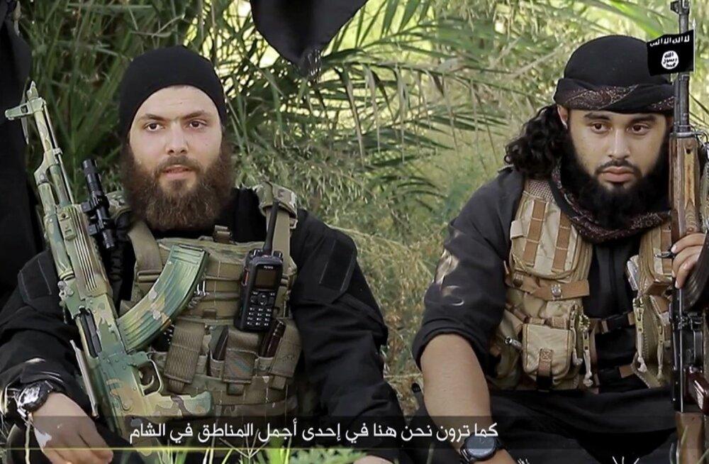 Islamiriigi võitlejad