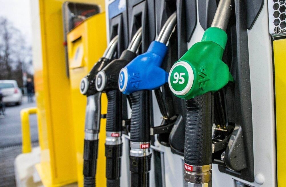 Это не шутка: с первого апреля в Эстонии вводится новая система маркировки топлива. Объясняем, что к чему