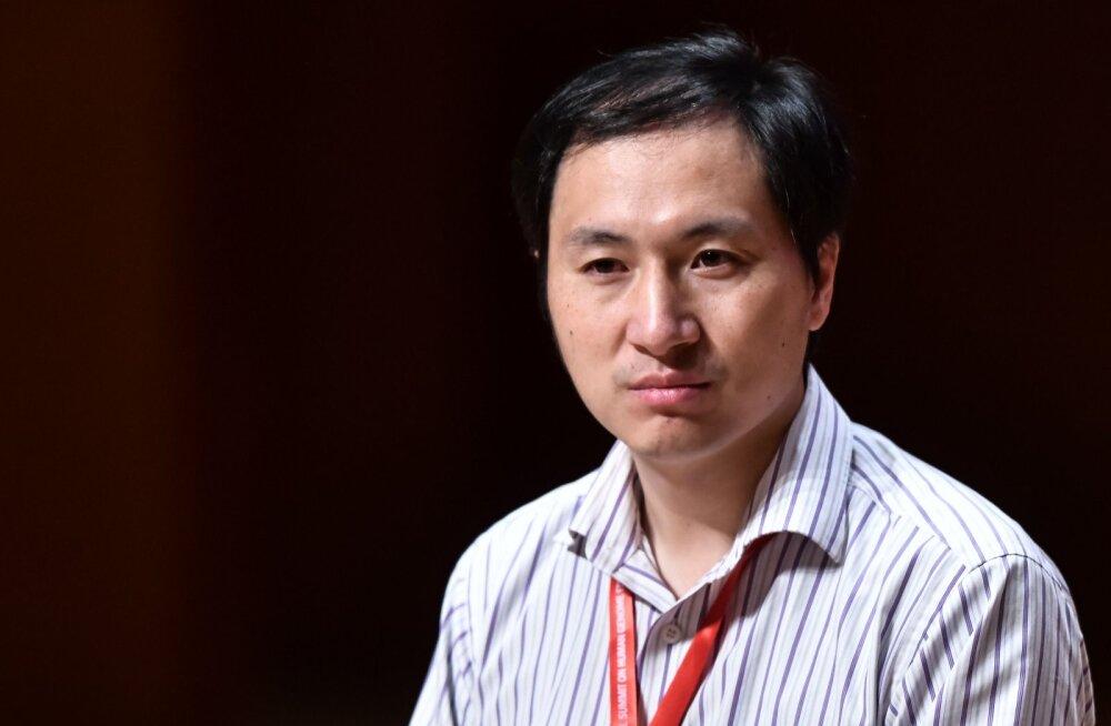 Hiina mõistis geenmuundatud lapsed loonud teadlase kolmeks aastaks vangi