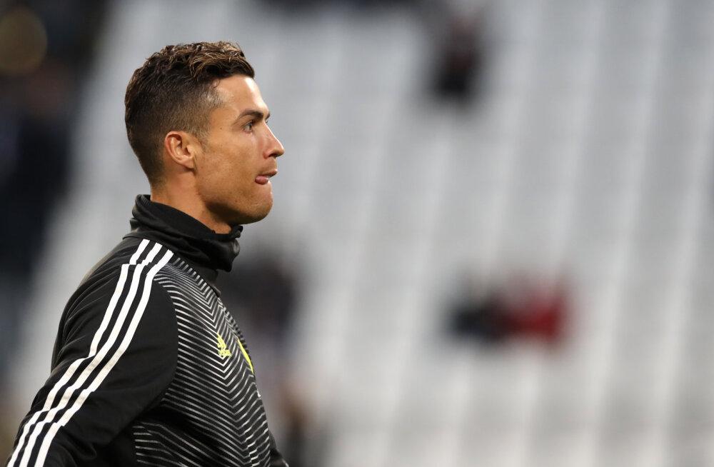 Cristiano Ronaldo on kriitikutest väsinud: pean end igal aastal tõestama!