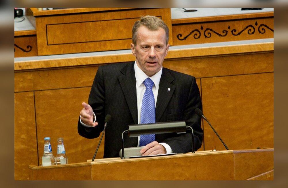 Jürgen Ligi Kreeka abipaketist: poliitikud võiks hoida oma näppe prognoosidest võimalikult kaugele.