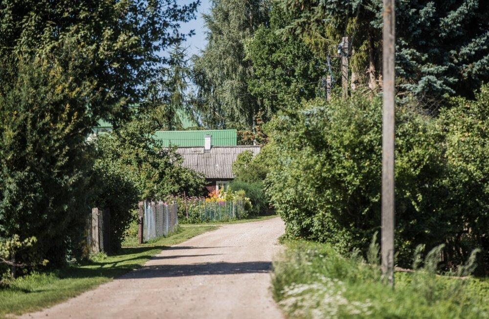 Lüübnitsa küla. Foto on illustratiivne