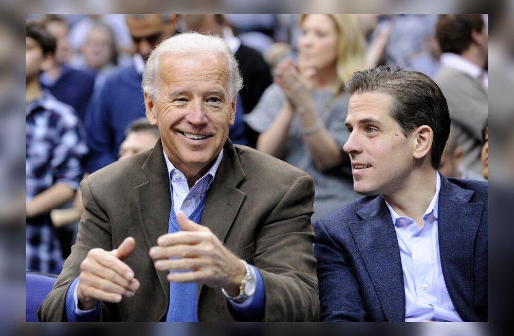 Joe ja Hunter Biden