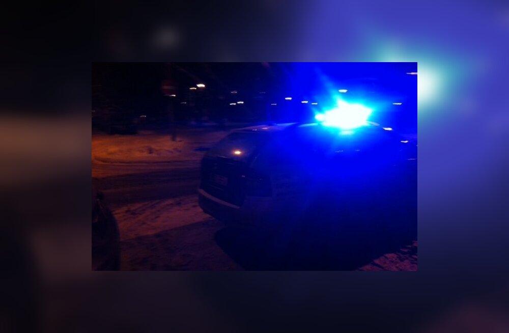 Liikluses sai eile vigastada viis inimest