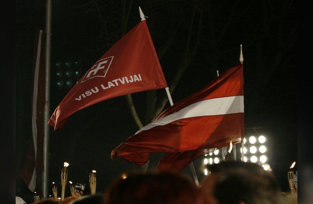 Läti julgeolekupolitsei uurib rahvuslaste seotust tšetšeenidega