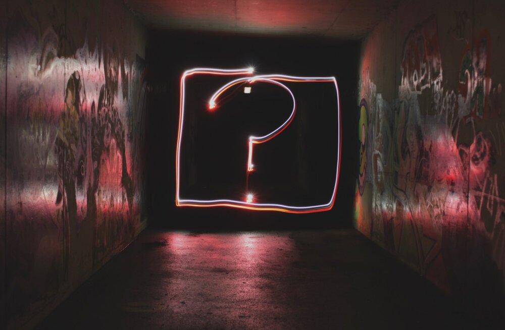 ISIKSUSETEST   Vali üks küsimus ja saa teada, mis sinu elus kõige tähtsamal kohal on