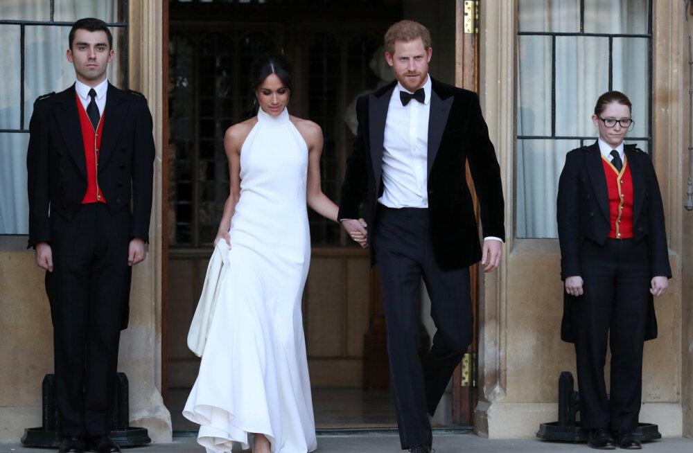 Britid marus: kuninglikust elust taandunud Harry ja Meghan lõpetasid äsja maksumaksja raha eest oma hirmkalli kodu remondi