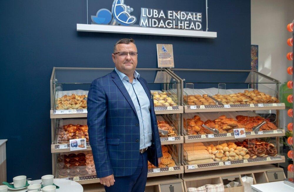 Новый директор Maxima Eesti: эстонцев интересует скорость и главное - чтобы не сказать лишнего слова