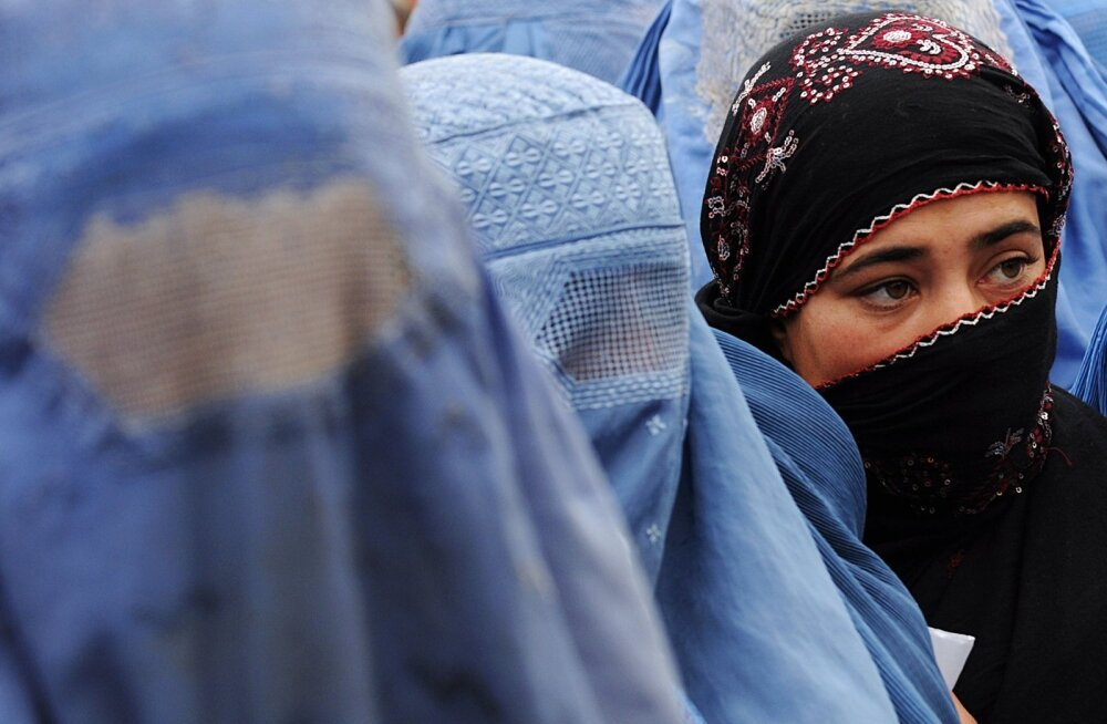 AFGHANISTAN-UNREST-UN-WOMEN