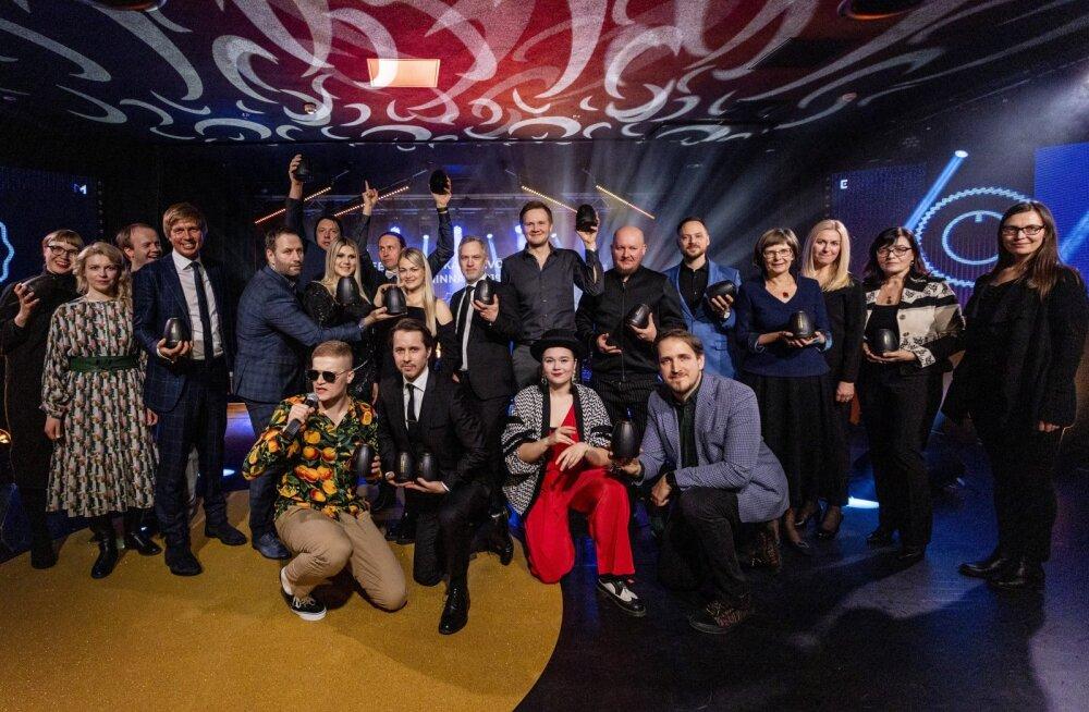 Eesti Muusikaettevõtluse Auhinnad 2020 nominendid on selgunud, auhinnagala peetakse augustis!