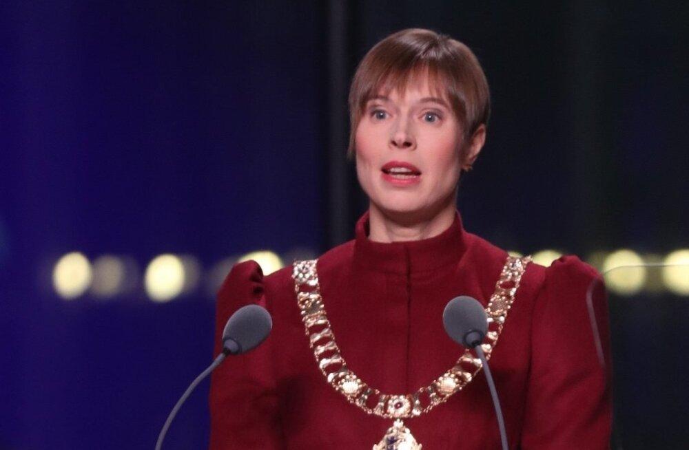 President Kaljulaid on eksiteel, ütleks Nassim Nicholas Taleb