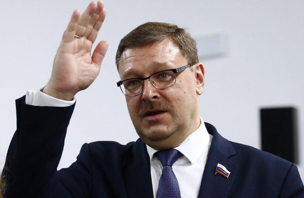 Vene väliskomisjoni juht: on aeg allatulistatud lennuki juhtunu uurimine lõpetada