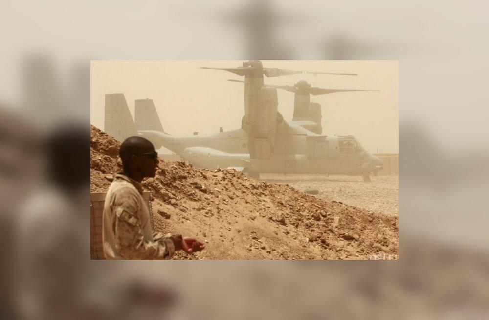 Kahtlemata kõige ägedam sõjalennumasin. Foto Asmaa Waguin, Reuters