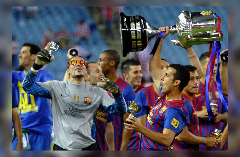 Võidukas Barcelona