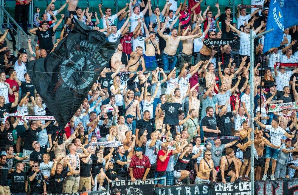 FC Flora vs Frankfurdi Eintracht