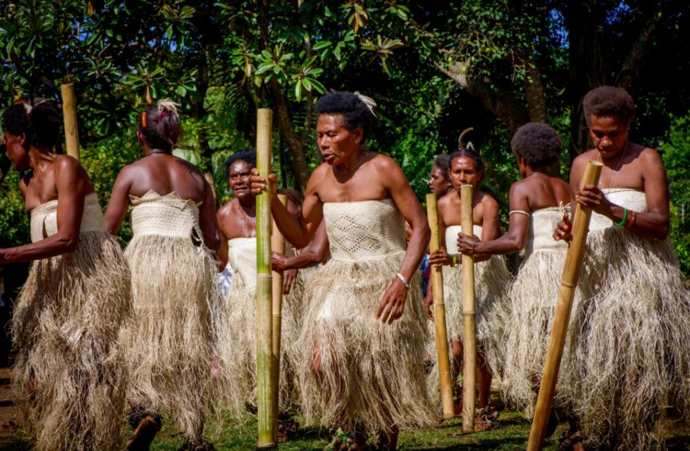 Reisikiri Vanuatult, 2.osa: Inimesi enam ei sööda