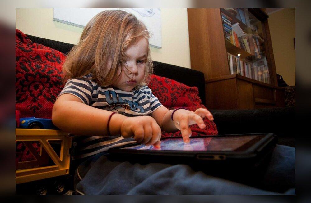 Arvutisõltlastest lapsi üha rohkem