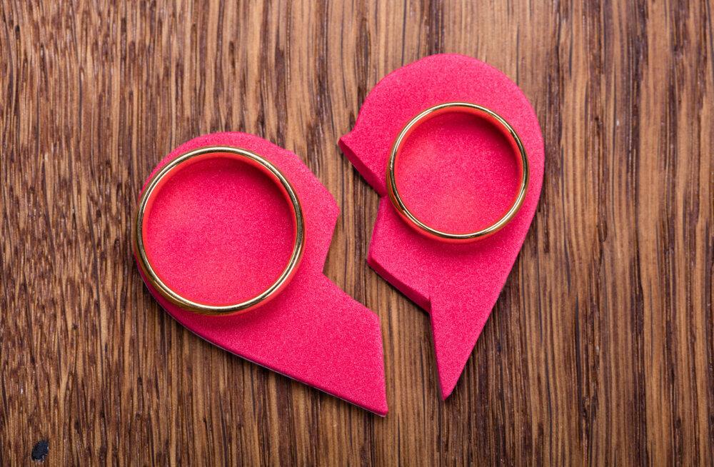 Совместная диета супругов закончилась разводом из-за успеха мужа и провала жены
