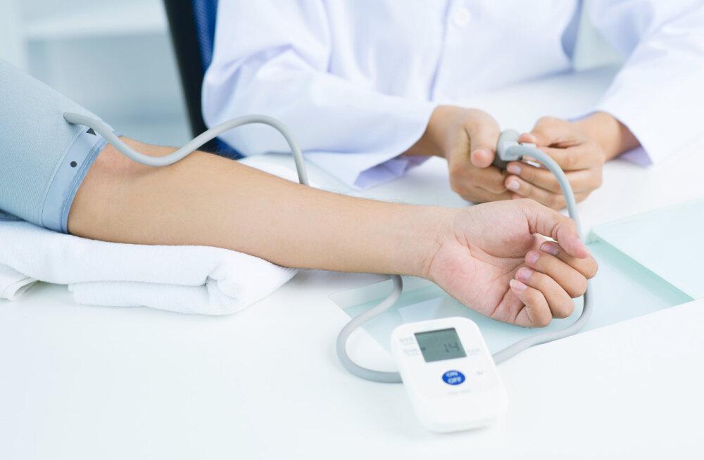 Kõrgele vererõhule leiab tõhusat leevendust stressi ja kehakaalu vähendamisest