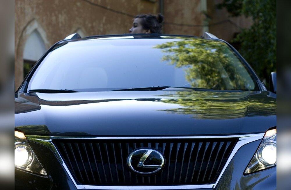 Lexus RX pärjati parimaks