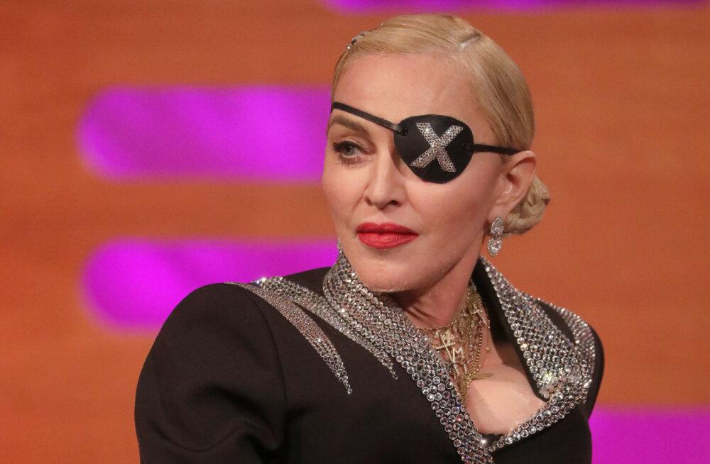Madonna karantiin on võtnud eriti musta pöörde: lauljanna kaotas vaid 24 tunniga kolm lähedast inimest