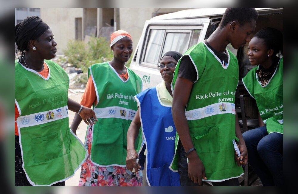Nigeeria islamistid lasid maha 12 vaktsineerijat