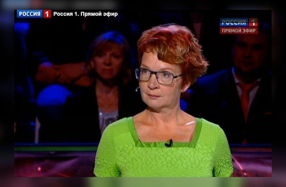 Yana Toom Vene televisioonis: pagulaskriis on Balti riikidele see kari, millel laguneb müüt edukusest