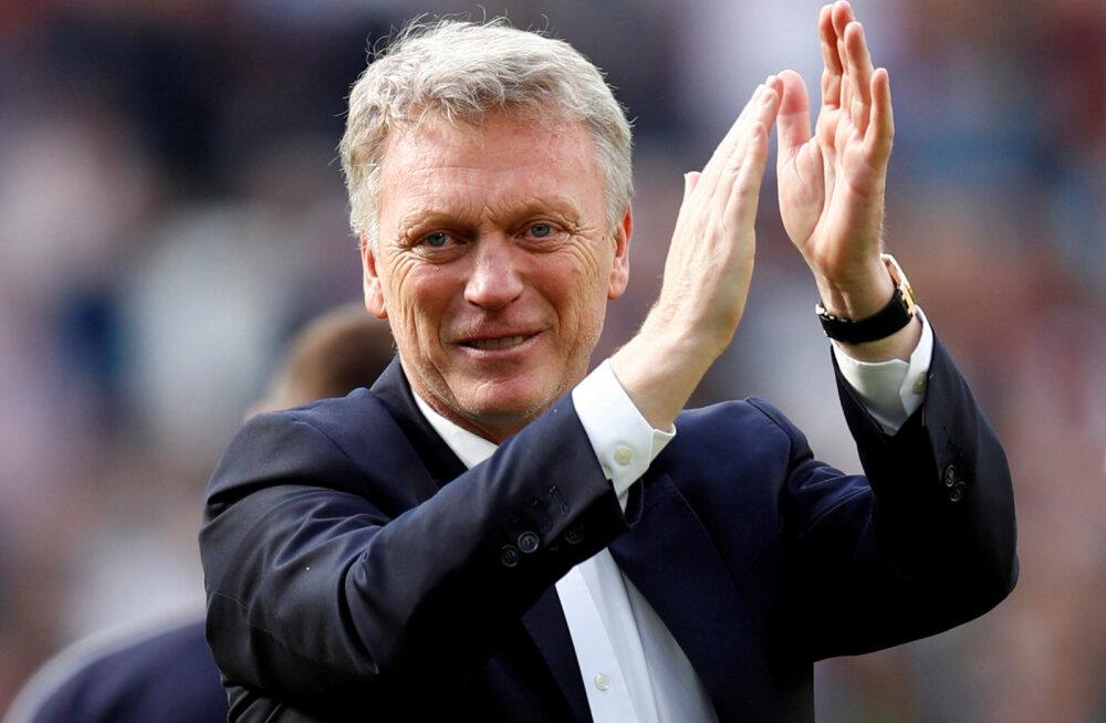 Raskustes West Ham United palkas klubi jaoks tuttava peatreeneri