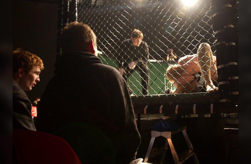 VIDEO: UFC 122 toimub Saksamaal