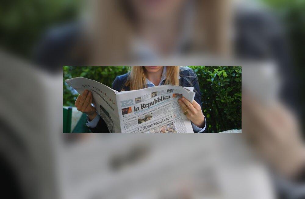 Itaalia kultuurieliit kaitseb ajalehte Berlusconi eest