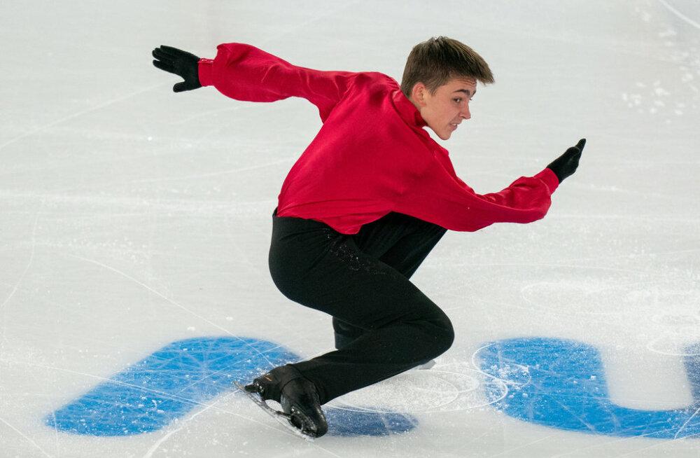Arlet Levandi saab veel ühe võimaluse olümpial võistelda