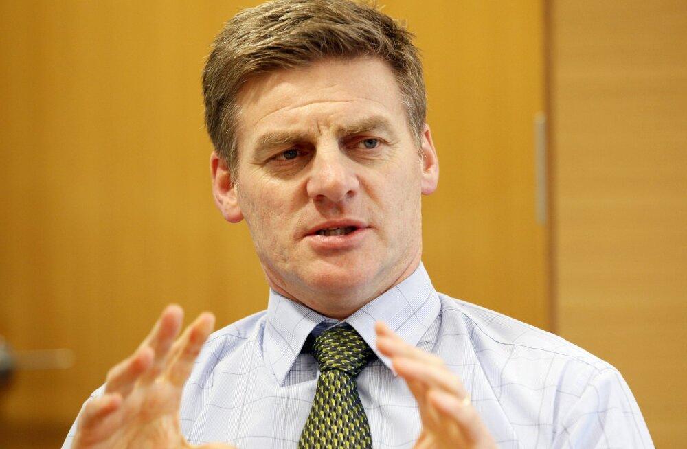 Uus-Meremaa valimistel võidutses Rahvuspartei