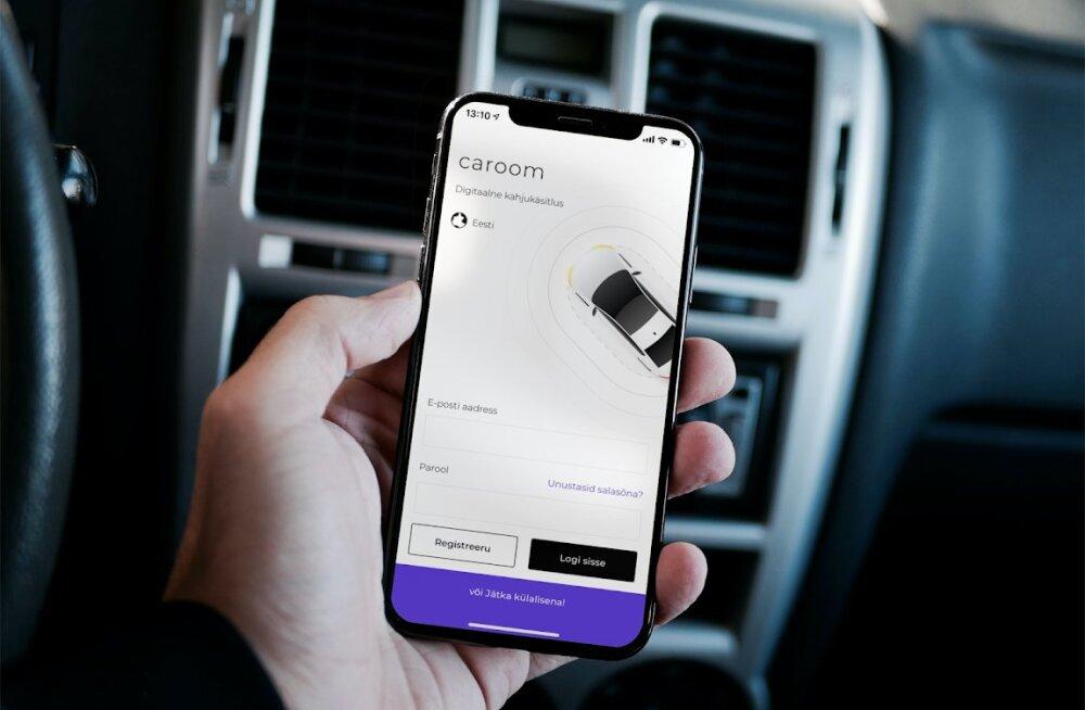 Eestis saab nüüd hinnata sõiduki kahjustusi digitaalselt